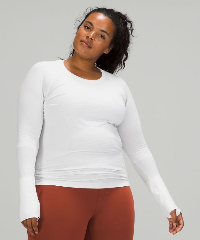 Swiftly Tech Long Sleeve Crew  (copy 3)