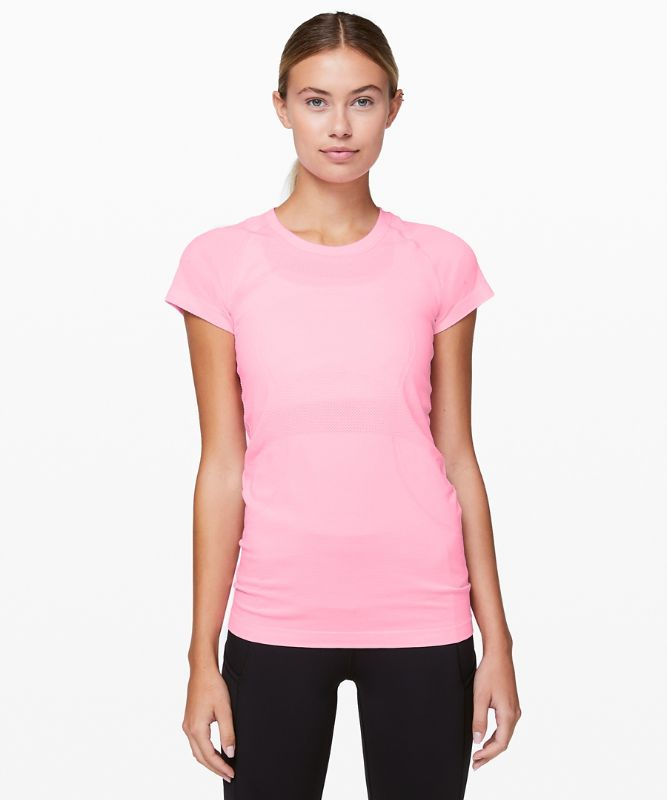 T-Shirt col rond Swiftly Tech