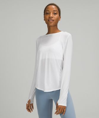 Classic Fit Active Long Sleeve