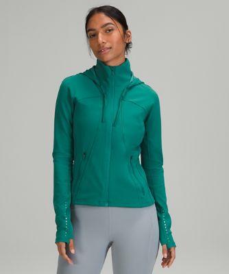Rain-Repellent Run Jacket
