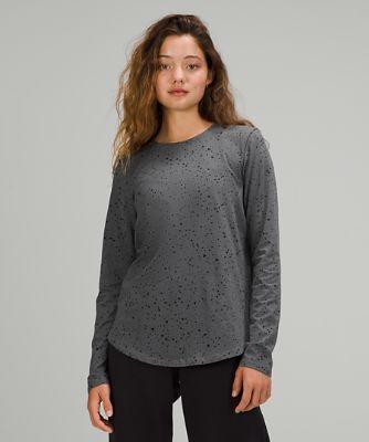 Love Long Sleeve Shirt *Splatter