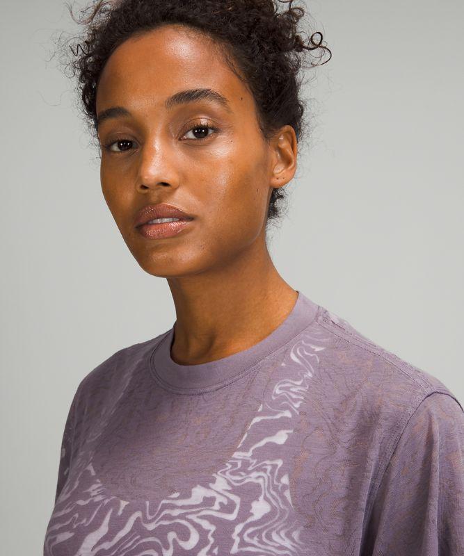 All Yours Crop-T-Shirt *Veil