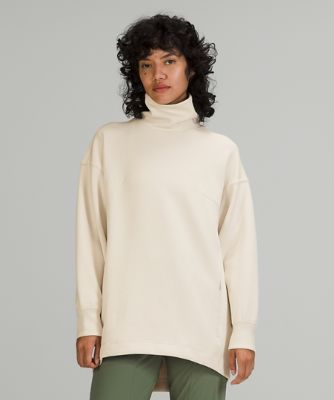 Modal-Blend Turtleneck Tunic