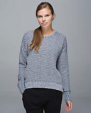 Yogi Crew Sweater