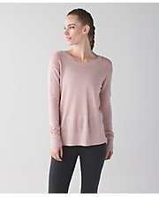 Sunset Savasana Pullover