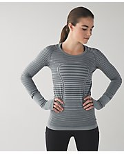 Swiftly LS Crew*Lucy Stripe