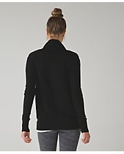 Done Your Asana Pullover BLK 8