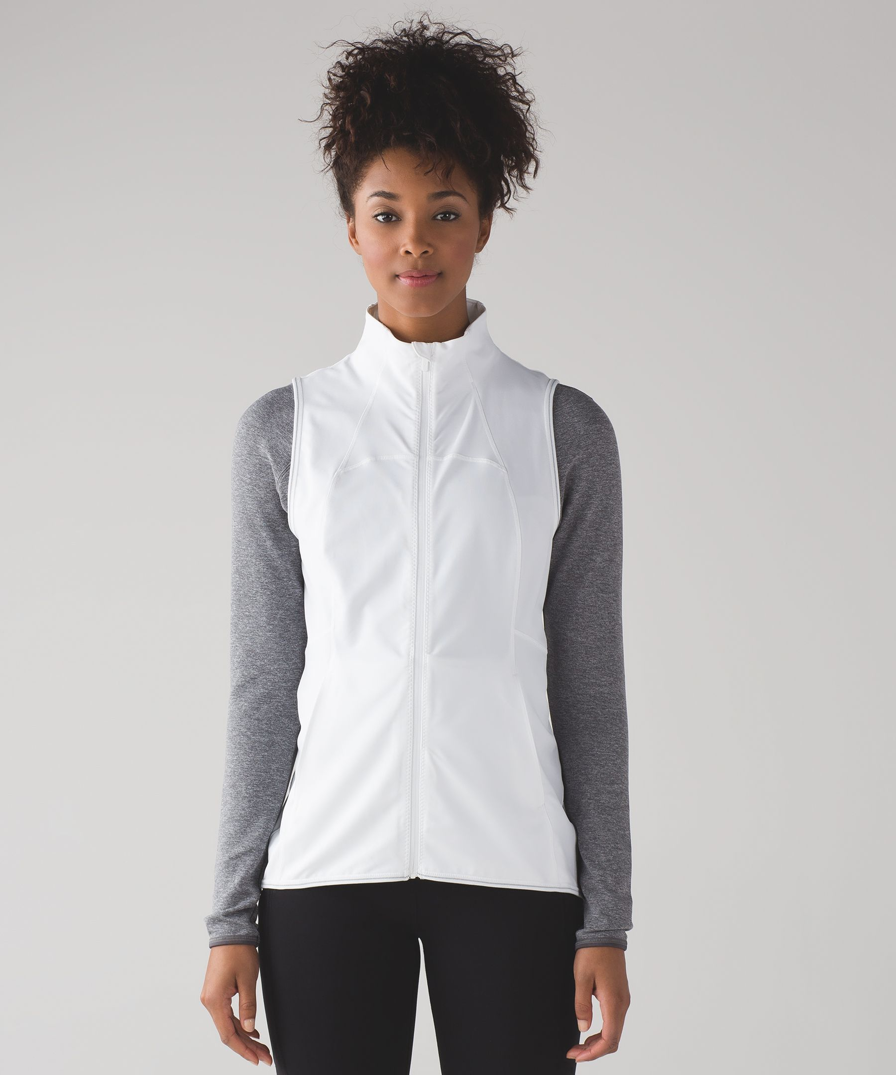 Hill And Valley Vest