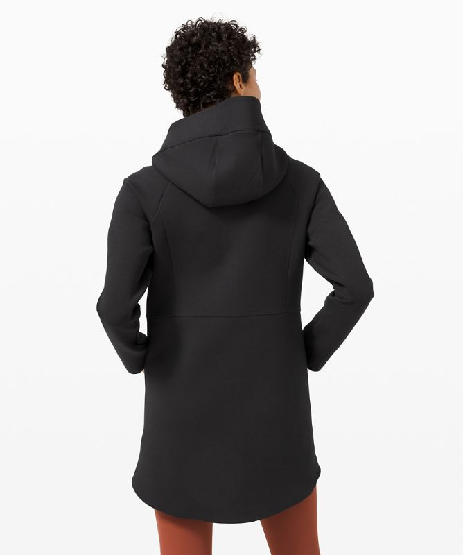 Going Places Hooded Jacket