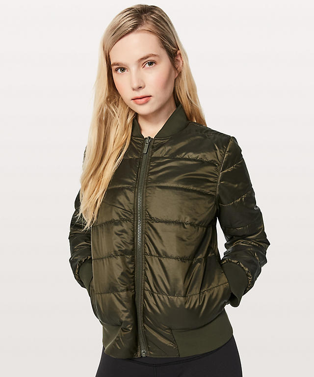 Non-Stop Bomber  Reversible Online Only  c63a8bd54
