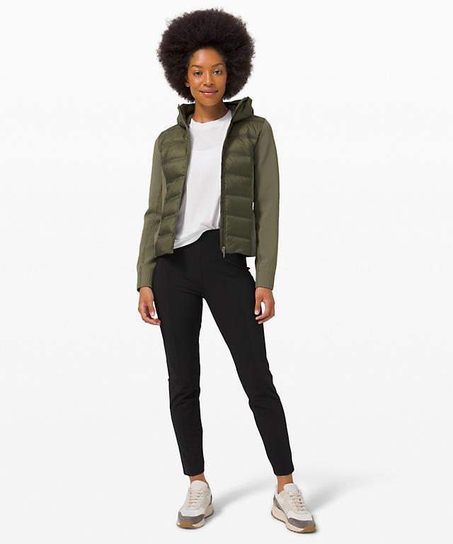 down around jacket women s jackets hoodies lululemon athletica