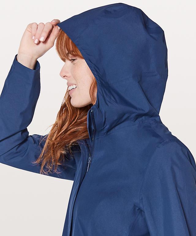 Rain Haven Jacket Women S Jackets And Hoodies