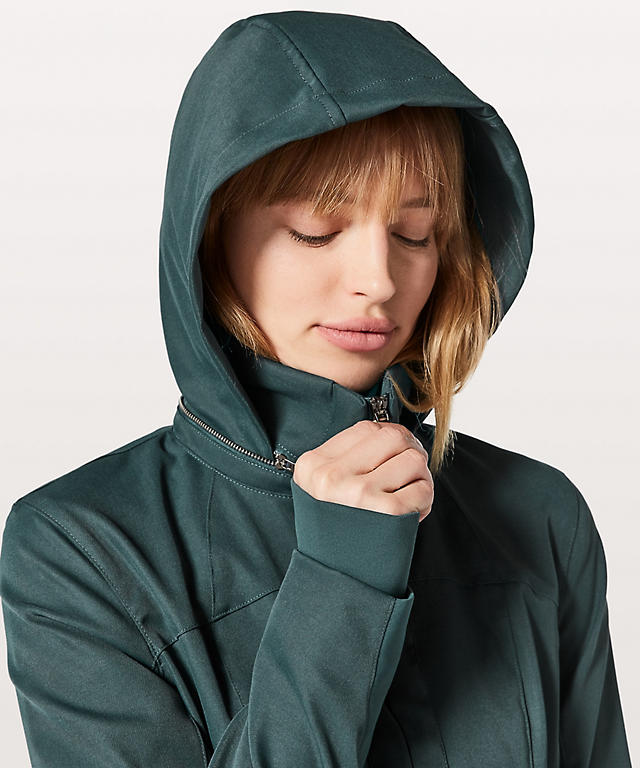 Travel Rain Jacket
