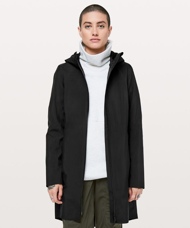 Rain Rules Jacket