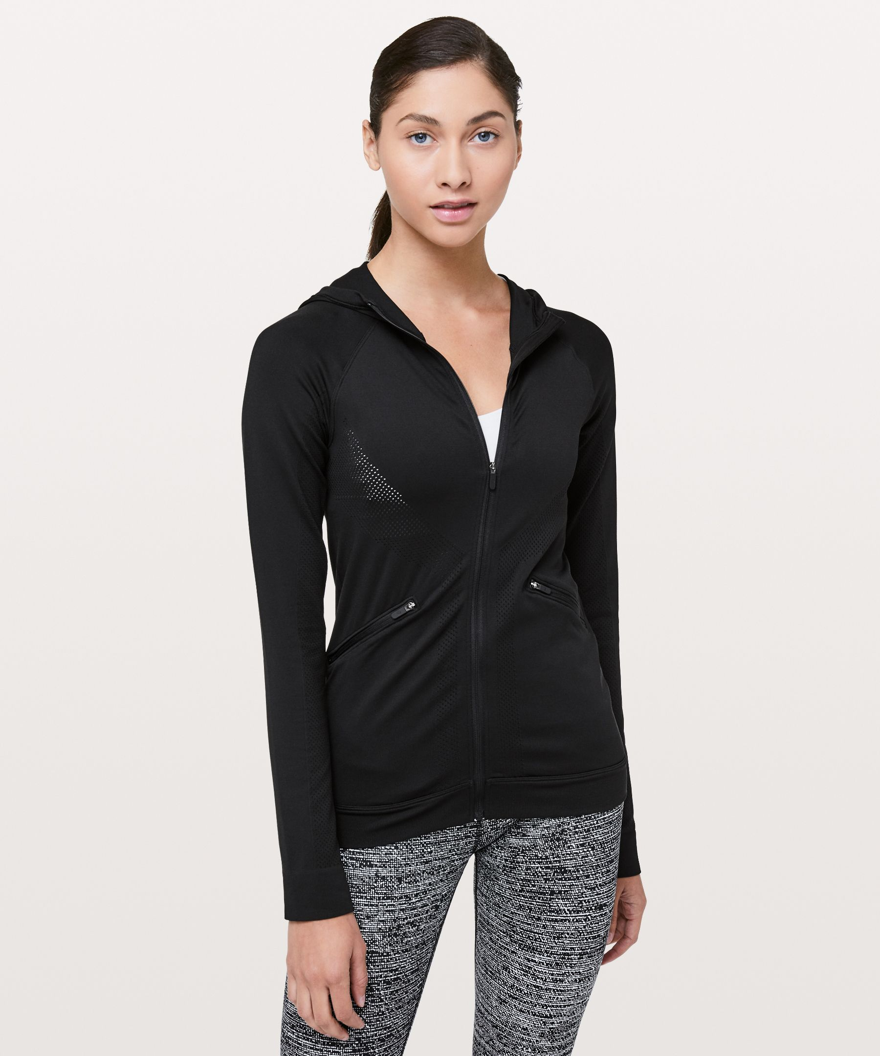 Lululemon Ventilate Jacket In Black