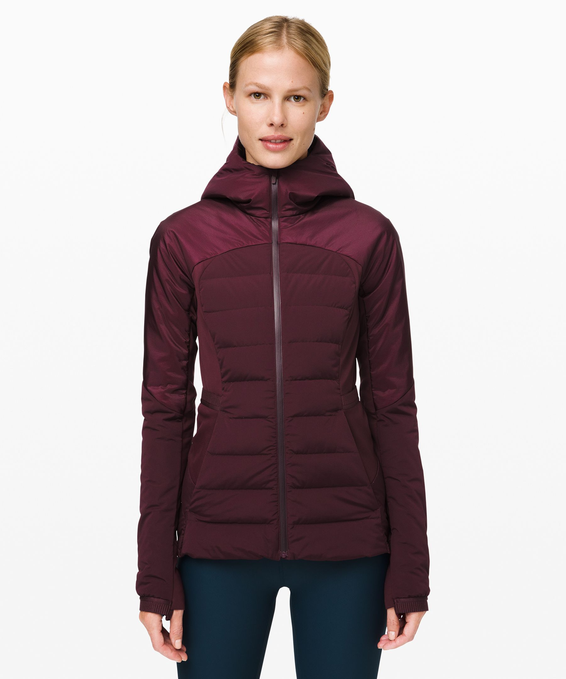 Down For It All Jacket Final Sale
