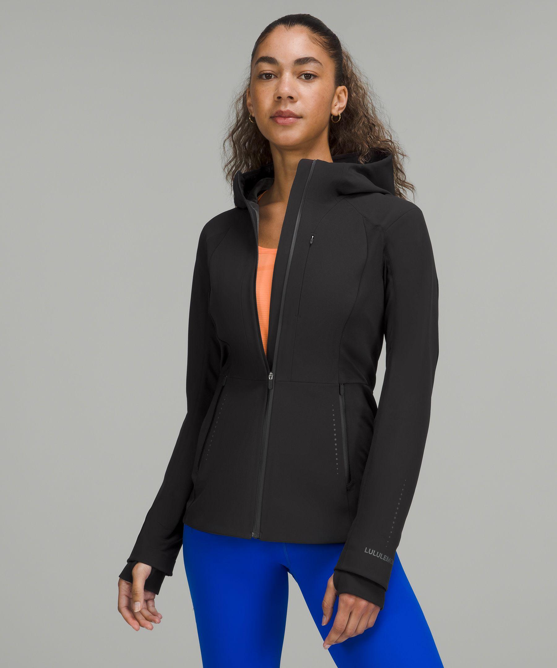 Lululemon Cross Chill Jacket In Black