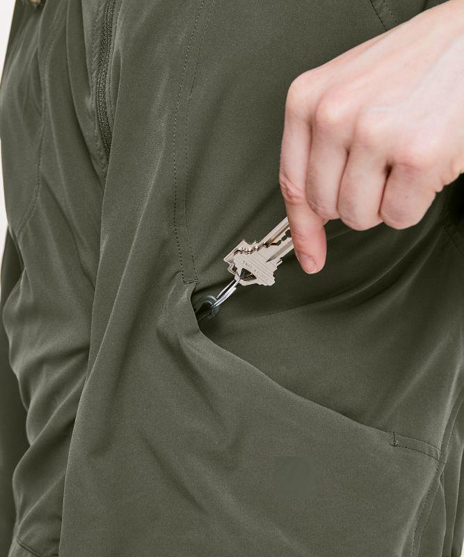 팩 잇 업 재킷