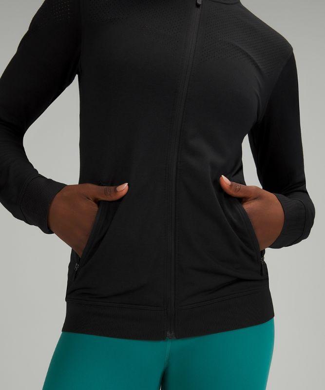 Seamless Training Jacket