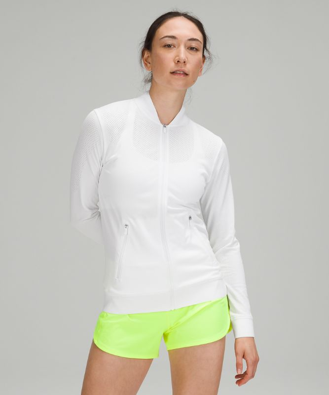 Seamless Training Jacket