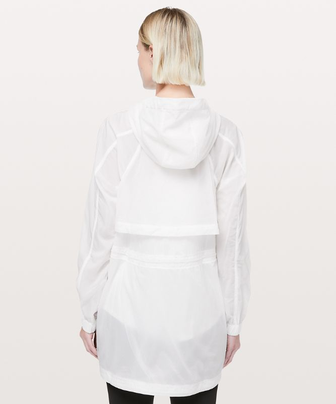 In The Clear Jacket