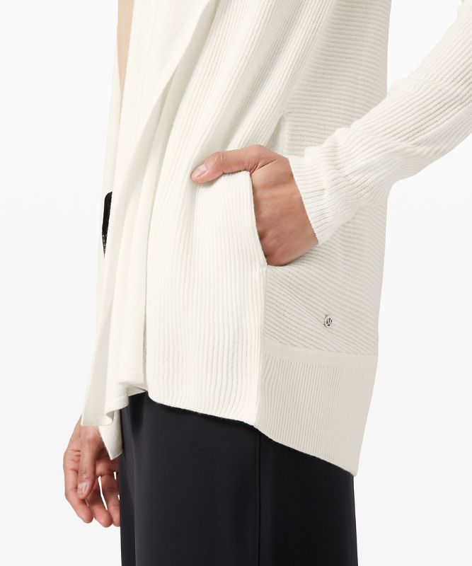 Sundown Sweater Wrap