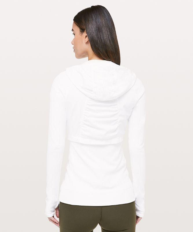Dance Studio Jacket*Rib Sleeve
