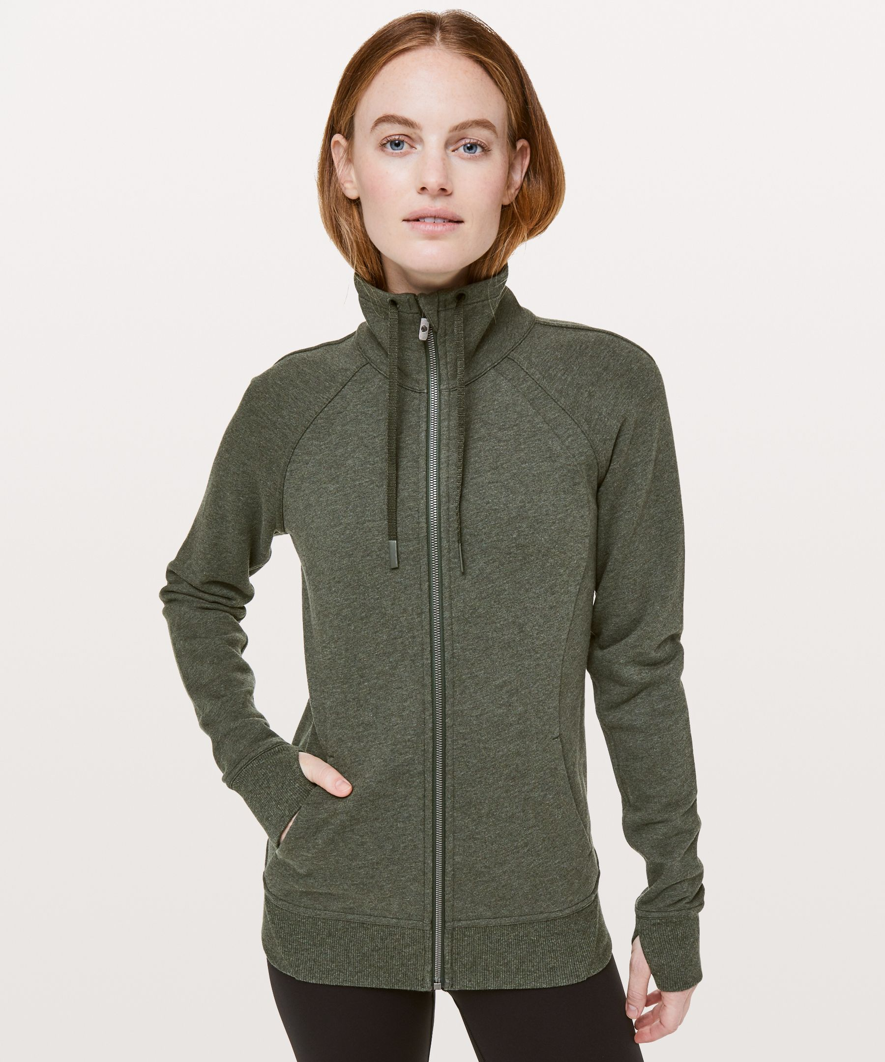 Huddle & Hustle Jacket by Lululemon