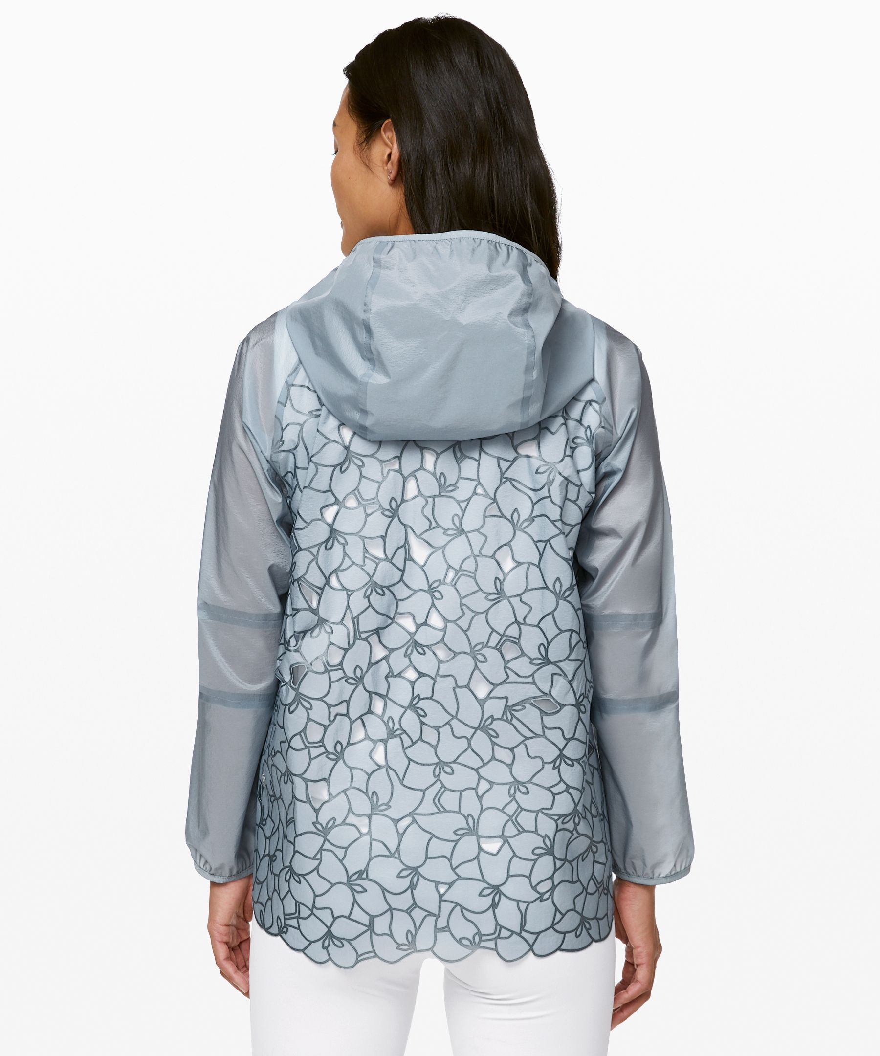 Lululemon Fabled Forest Jacket In Chambray