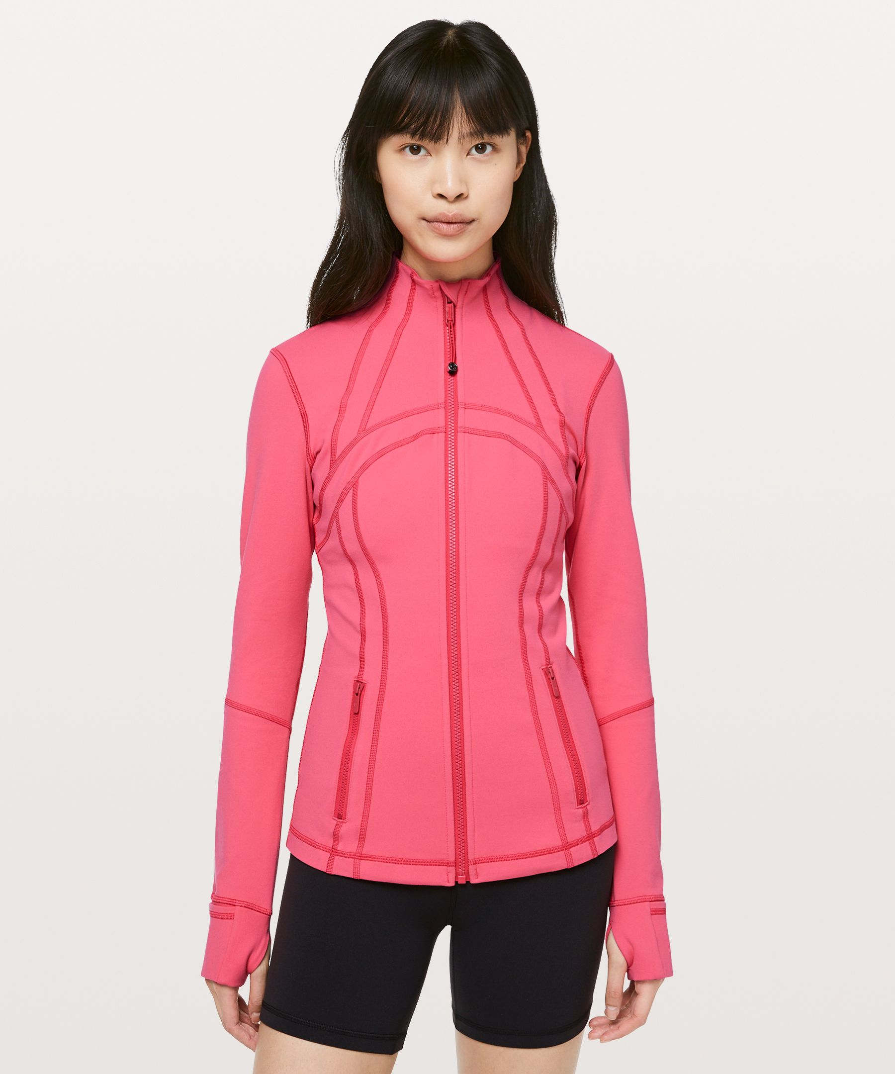 Lululemon Define Jacket In Pink
