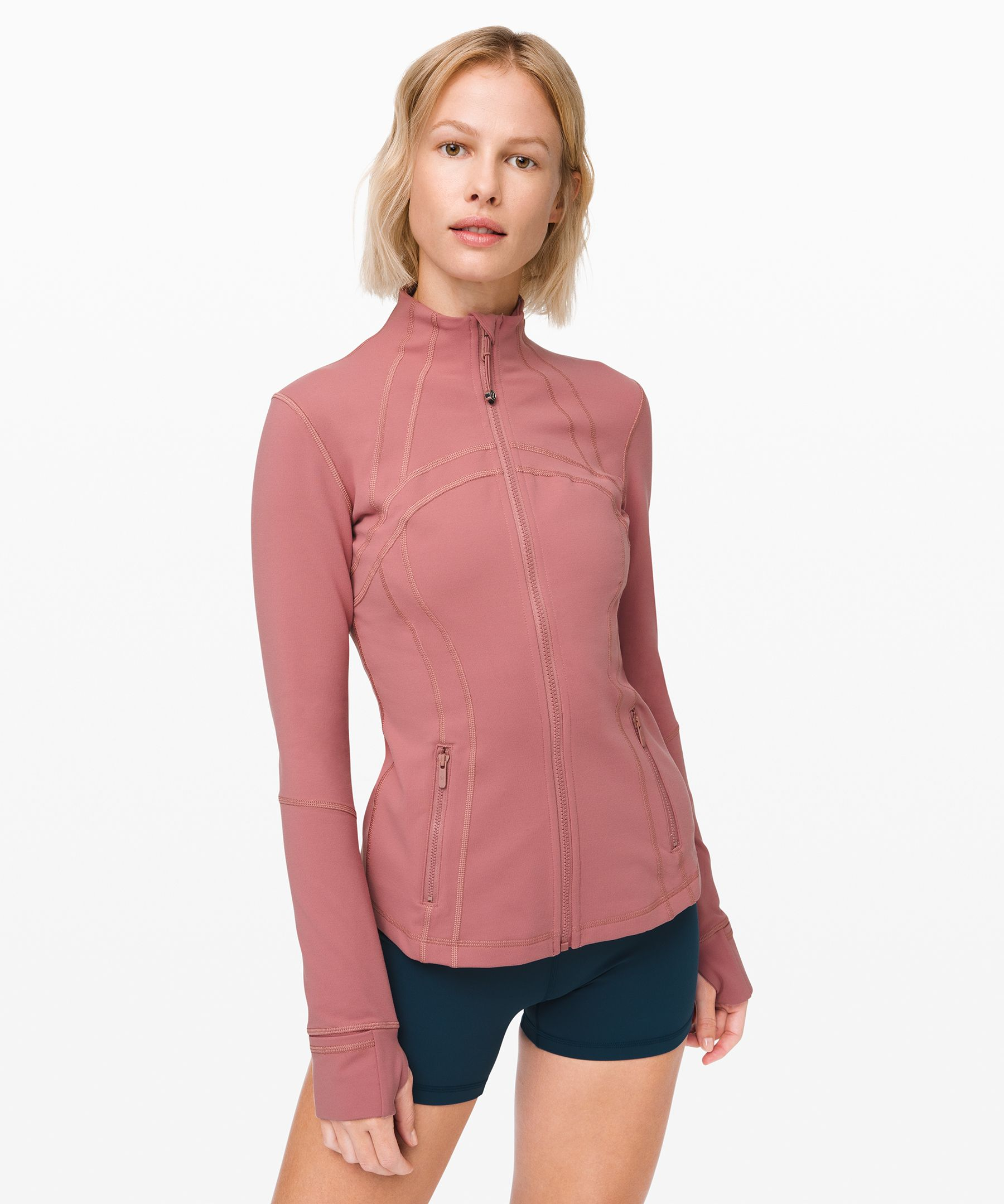 Lululemon Define Jacket In Quicksand
