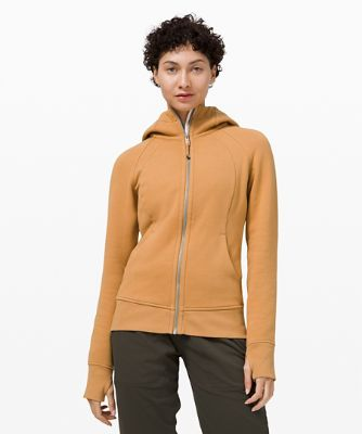 Scuba Hoodie *Light Cotton-Fleece-Material