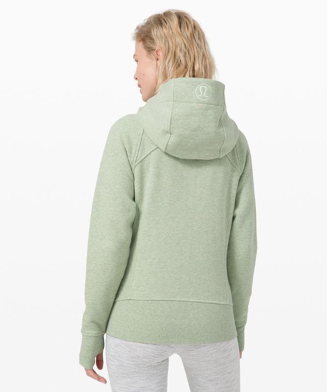 Scuba Hoodie *Light Cotton Fleece