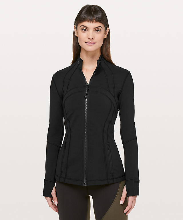 Amazon.com: Lululemon Scuba Hoodie Black (10): Sports ...