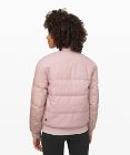 Roam Far Wool Bomber