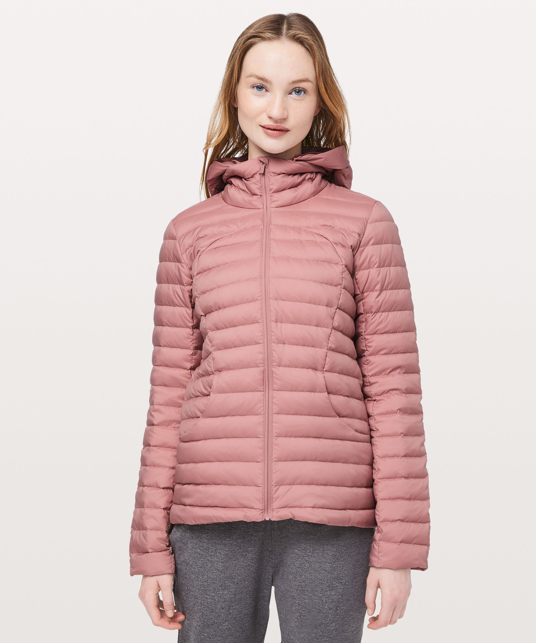 Lululemon Pack It Down Jacket In Copper Coil