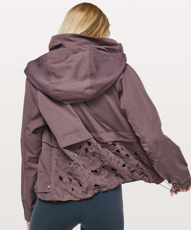 Graced with Lace Jacket