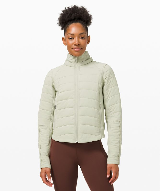 Push Your Pace Jacket