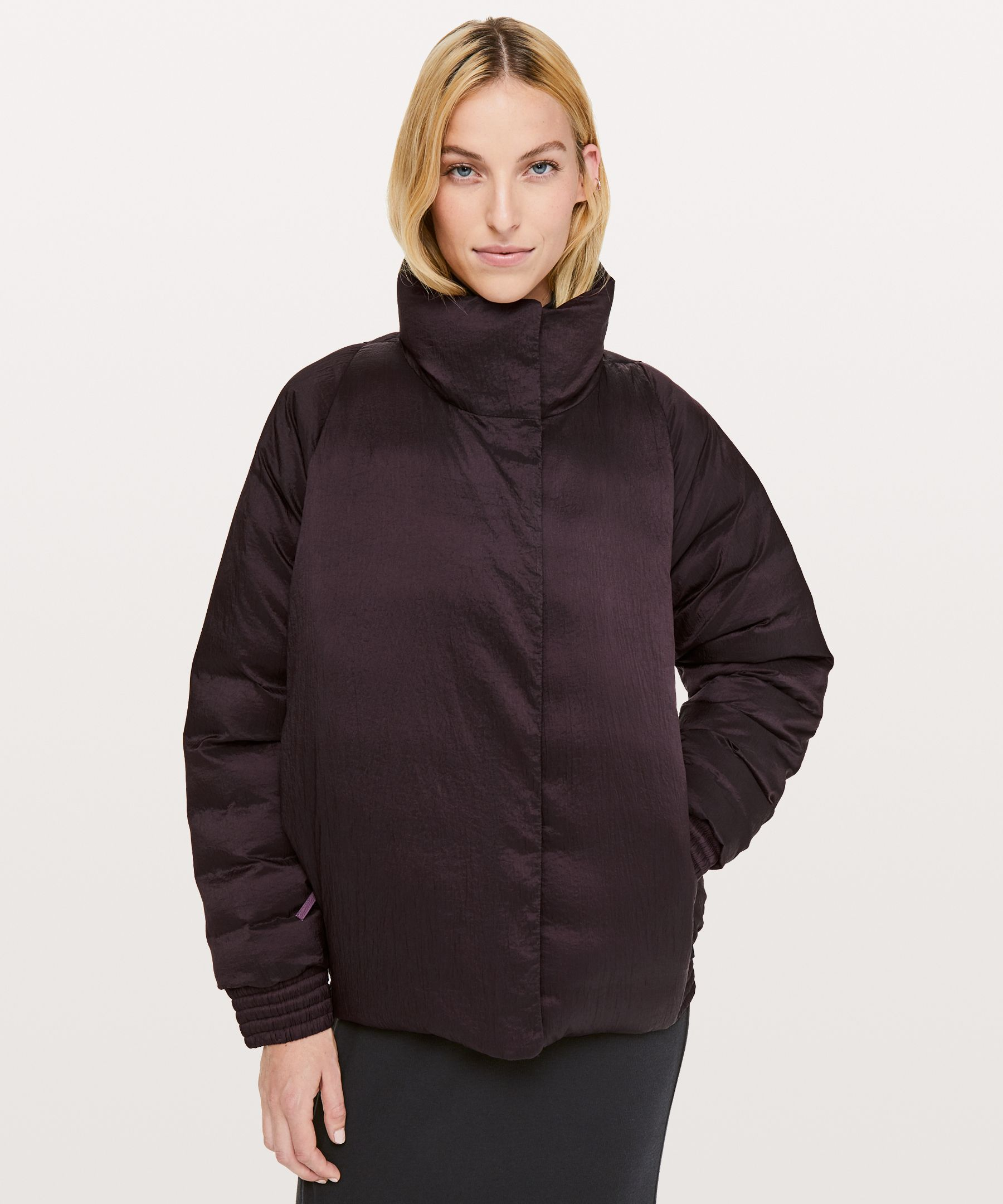 Lululemon Aurora Jacket * Lab In Purple