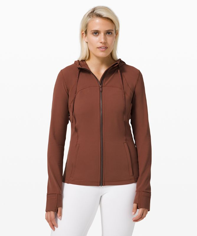 Hooded Define Jacket *Nulu