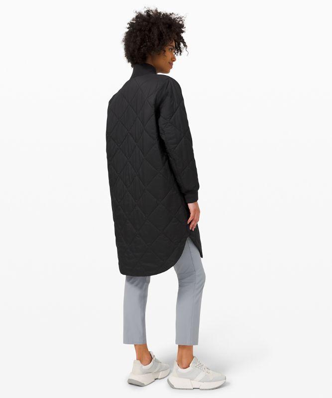 이너프 퍼프 재킷