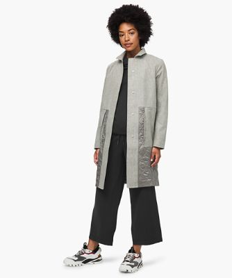 Roam Far Wool Coat