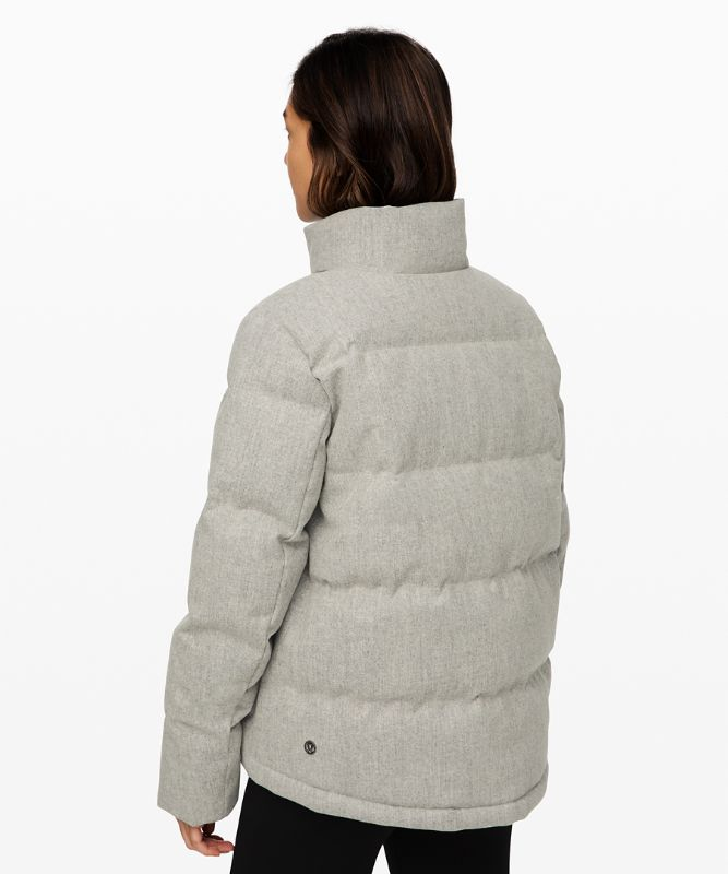 Winter Chill Wool Jacket