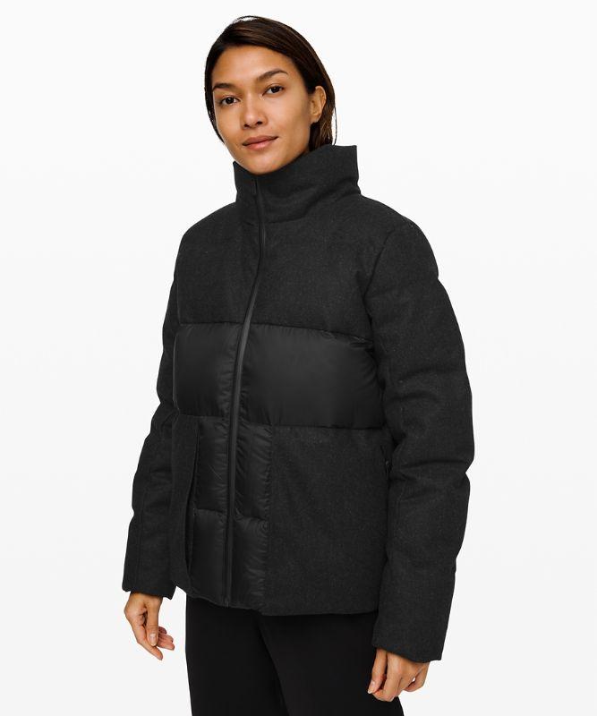 Winter Chill Wool Jacket