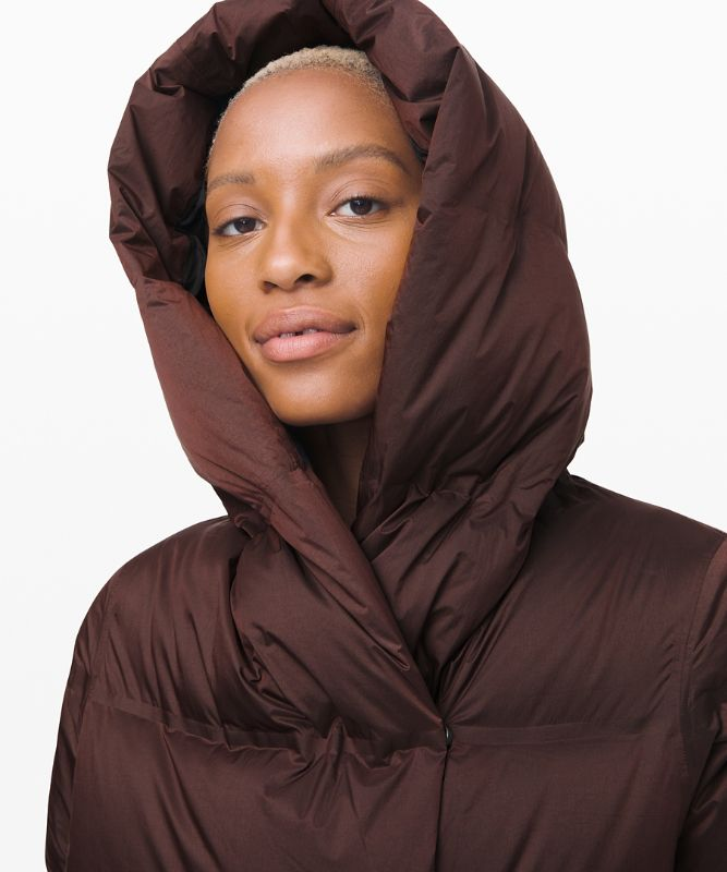 Cloudscape Waterproof Wrap