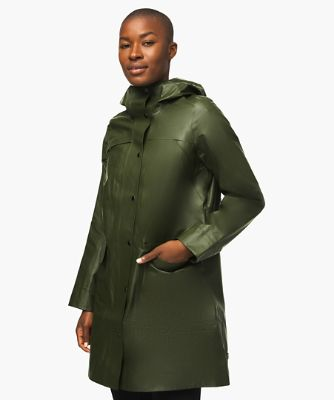 Into the Drizzle Jacke