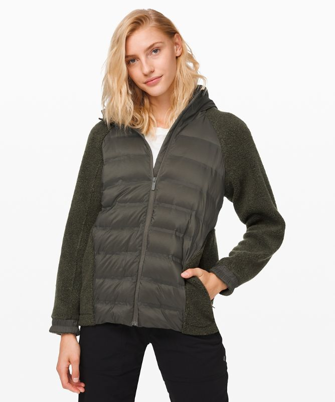 Go Cozy Insulated Jacket