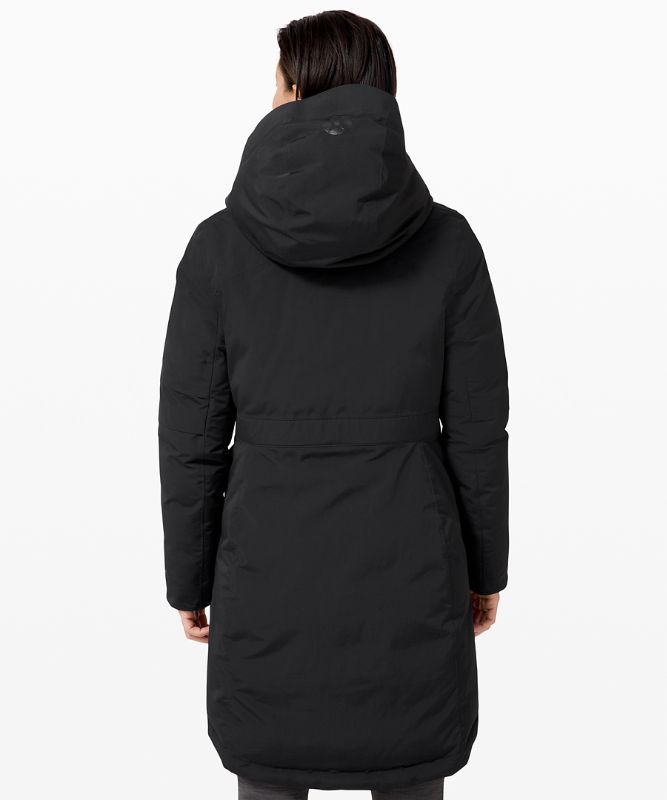 Parka Winter Warrior