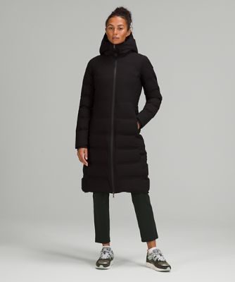 Sleet Street Long Jacket