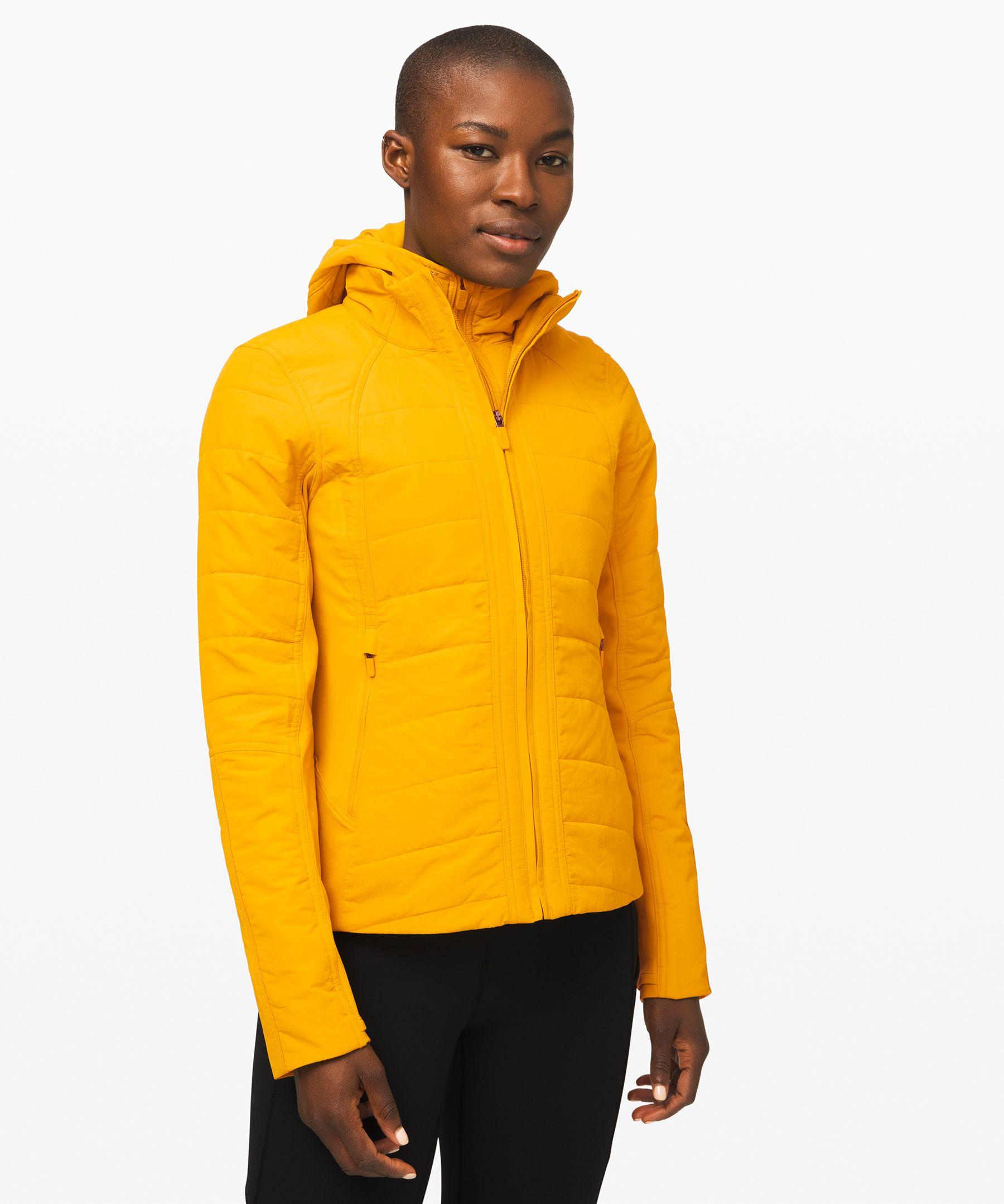 Lululemon Another Mile Jacket In Honeycomb